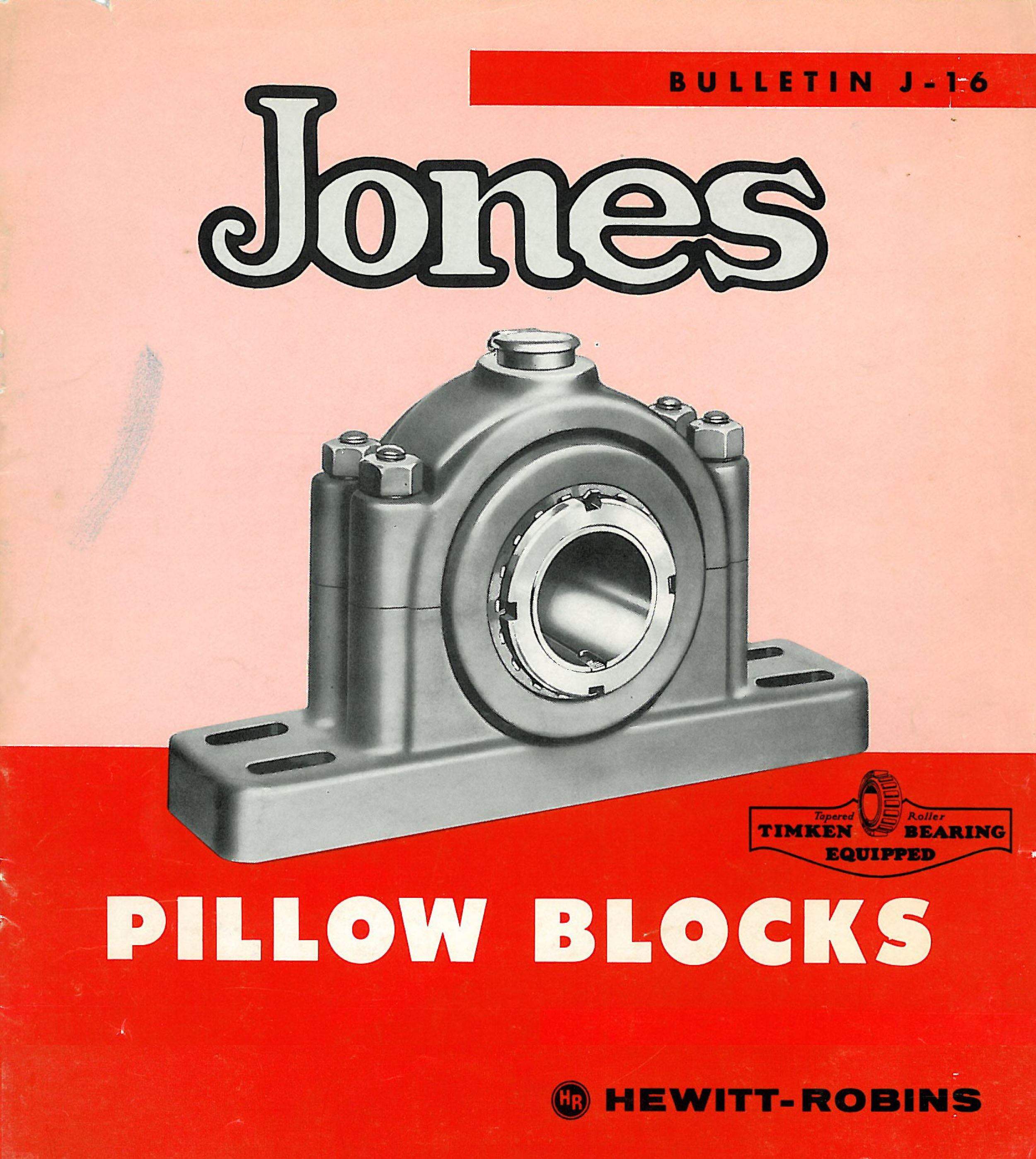 pilllow-block-circa-1933-series
